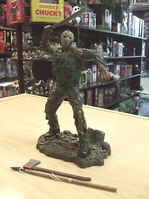 Friday the 13th VII Jason Voorhees Figure Cult Classics Series 1 by NECA