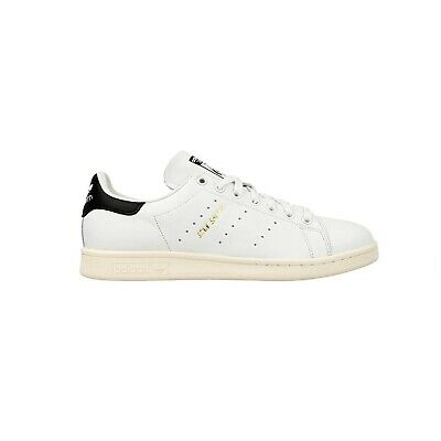 another chance 411c2 09392 Adidas Stan Smith Vintage Bianco Nero S75076 Scarpe Shoes Sneakers Black  Donn.