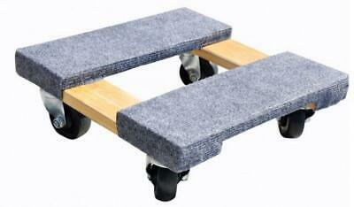 Milwaukee Hand Trucks 33815 15-Inch by Furniture Dolly with Carpeted Ends