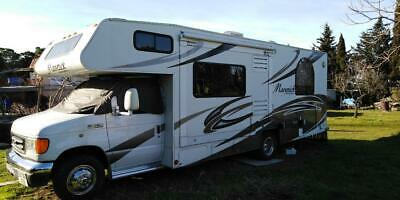 Camping car Motorhome Wohnmobil Georgie Boy Maverick, 2006, 7 places