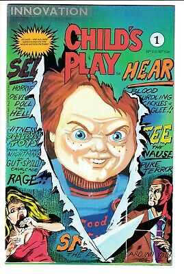 CHILD'S PLAY #1, Innovation (1991)