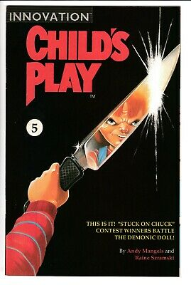 CHILD'S PLAY #5, Innovation (1991)
