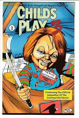 CHILD'S PLAY 3 #2, Innovation (1992)