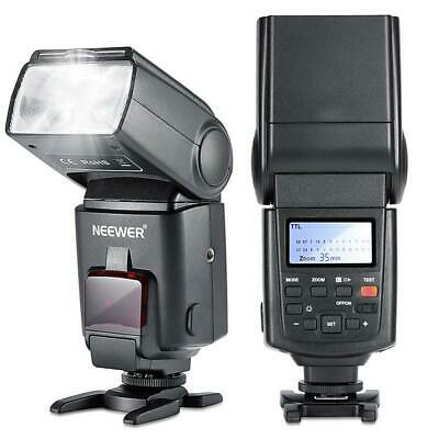 Neewer® NW680/TT680 Speedlite Flash E TTL Camera *High-Speed Sync* for Canon...