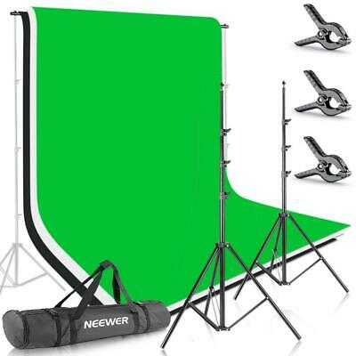 Neewer® 8.5ft*10ft/2.6M*3M Background Stand Support System with...