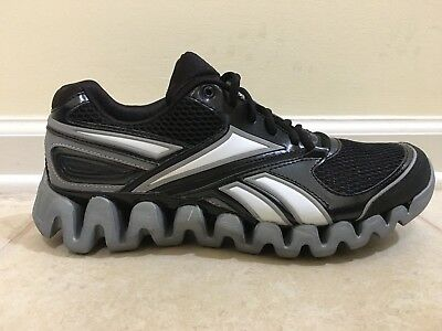 7c7853ee83ad27 New Mens Reebok Zigfuel Zig Tech J20855 Running Shoes Us 10 Uk 9 100%  Authentic