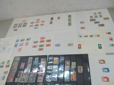 Nystamps British Yemen many mint stamp collection seldom seen