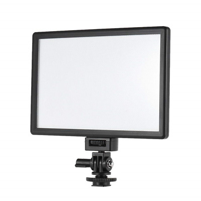 Andoer Viltrox L116T Professional Ultra-thin LED Video Light Photography...