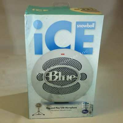 Blue Microphones Snowball iCE USB Condenser Microphone, Cardioid