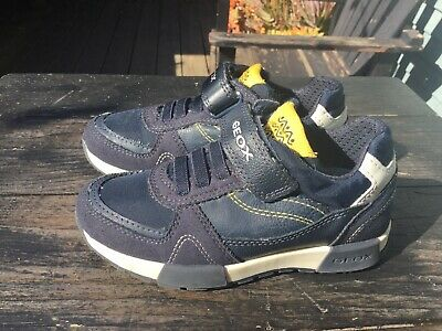 GEOX BOYS SNEAKERS Size 12 (euro 31) $8.90 | PicClick