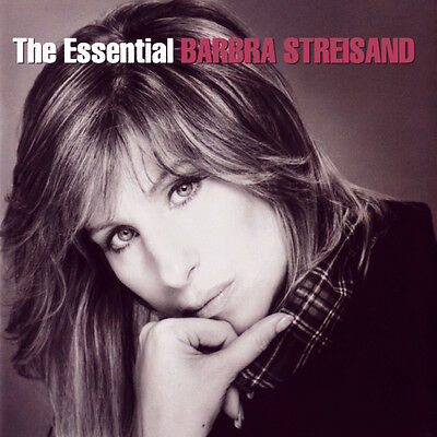 Barbra Streisand (New Sealed 2 Cd Set) The Essential Greatest Hits Very Best Of