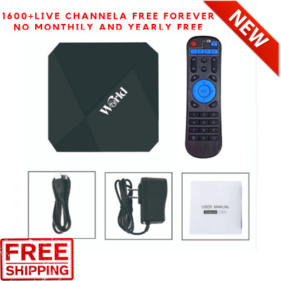 HD Arabic TV Box Android Best IPTV Box Support 1500+ Channels Free For Life 2018