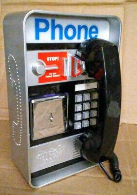 Vintage Pay Phone/Home Phone made by Street Goods