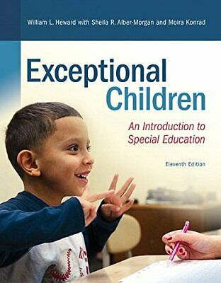 Exceptional Children An Introduction to Special Education 11th Edition EB00K