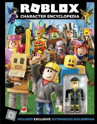 Roblox Character Encyclopedia9781405291613