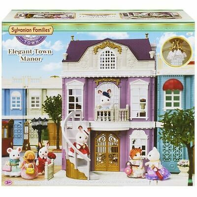 Sylvanian Families - Elegant Town Manor - Town Series Calico Critters TH-02