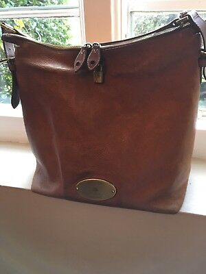 32743b3e53 Mulberry Bella Hobo In Oak Leather In Good Used Condition With Dustbag