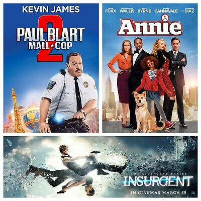 Pick Your Digital Movie Code (Vudu / Movies Anywhere) - New Movies Added