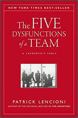 The Five Dysfunctions of a Team:A Leadership Fable🔥[*EB00K-PDF-MOB!-Epμb*]🔥