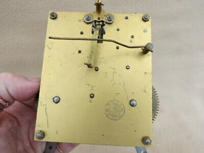 Vintage Smiths Empire Striking Clock Movement For Spares Or Repair