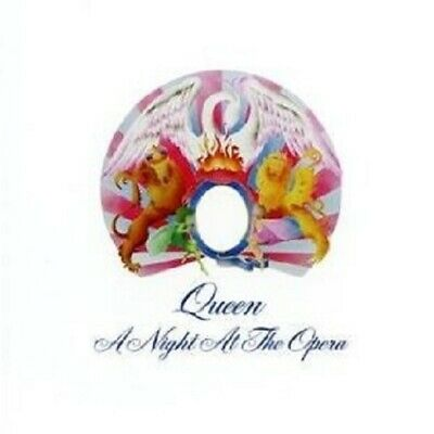 "Queen ""A Night At The Opera"" 2 Cd Deluxe Edt New"