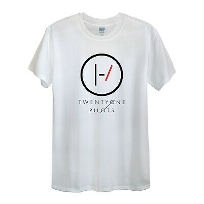 Twenty One Pilots T-Shirt Band Trench Stressed Out Ride Logo Unisex Women Gift