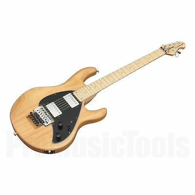 Music Man USA Silhouette FR HH Natural Limited Edition MN * NEW * floyd rose