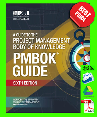 2PMI PMBOK Guide 6th Edition 2018 🔥 PDF 🔥 (30s).