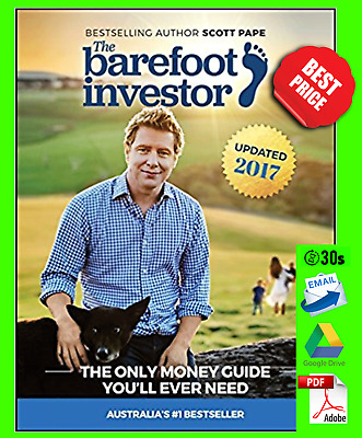 The Barefoot Investor 2018 Update: The Only Money Guide You'll Ever Need PDF