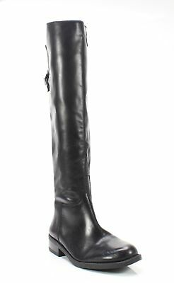 837b1250739 Vince Camuto NEW Black Women s Size 5M Kadia Leather Knee High Boots  198-   015