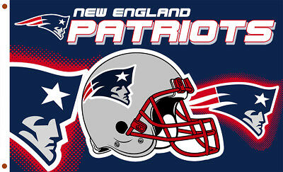 New England Patriots Football team flag 90x150cm 3x5ft best banner 100D Polyeste