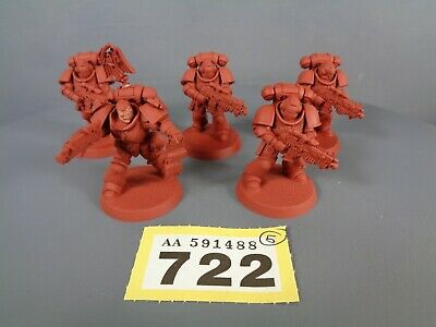 Warhammer 40,000 Space Marines Primaris Intercessors Squad 722