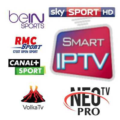 Smart iptv subscription 12 months for MAGNUM AND VOLKA TV and NÉO TV full HD