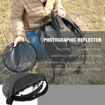 Round 5 in 1 Photography Studio Light Mulit Collapsible Disc Reflector  YF