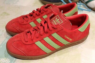 newest d059d ff05e adidas hamburg uk 8 adi suede samba deadstock gazelle 80s casuals