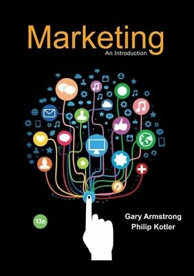 Marketing An Introduction 13th edition by Gary Armstrong, Philip Kotler EB00K