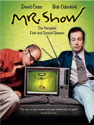 Mr. Show:season 1 & 2 Dvd New