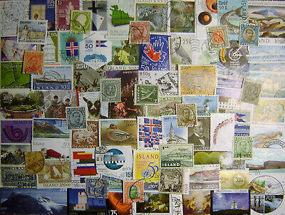 Iceland 825 Different Used