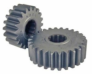Winter 8500 Series 10-Spline Quick Change Gears Set # 35 IMCA Circle Track