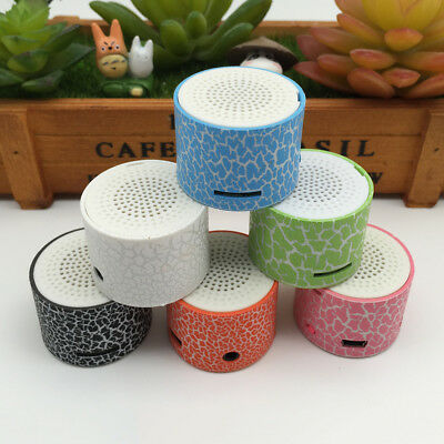 Bluetooth Wireless Speaker Portable Stereo BASS Sound For Smartphone Tablet AE