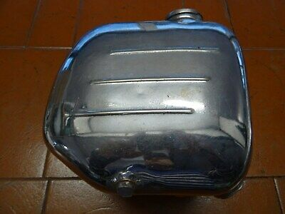 6167 - NORTON DOMINATOR OIL TANK -NEEDS RECHROMING 1957 to 1966