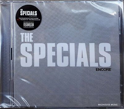 The SPECIALS CD x 2 Encore 2019 NEW Limited Edition w/ Best Of LIVE ! SEALED