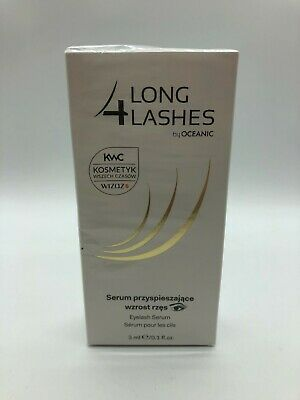 Long 4 Lashes von Oceanic Eyelash Enhancing Serum, 3 ml Wimpernserum EDK19.8