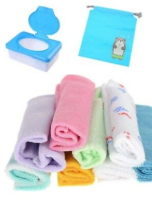 Reusable wipes set, cheeky wipes alternative, baby cloth, environmently friendly