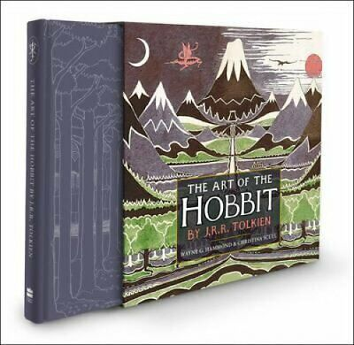 The Art of the Hobbit by J. R. R. Tolkien 9780007440818 (Hardback, 2011)