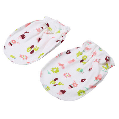 Cotton Winter Mittens Infant Baby Boys And Girls Newborn Hand Warmer Gloves DB
