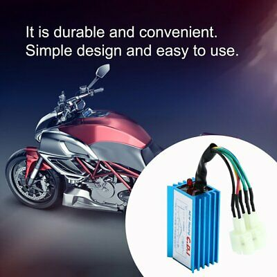 Racing 6 Pin Performance CDI Ignition 50cc 125cc 150cc 250c scooter Pit☼~♌