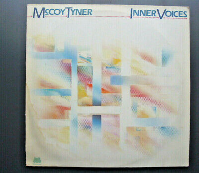 McCOY TYNER  Inner Voices  BELLAPHON LP 1977 J. De Johnette, R. Carter, E. Klugh