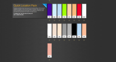 Lee Filters Quick Location Pack