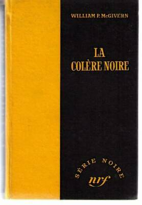 47189: La colere noire de William P Mc Givern [Etat Correct]